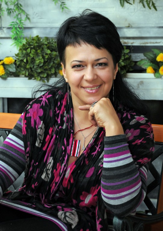 Визажист Ольга Ефремова