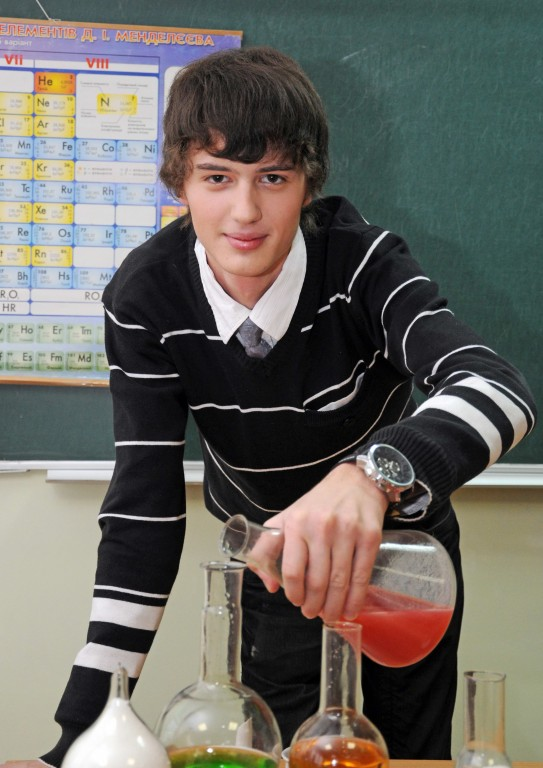 Павел Терехов