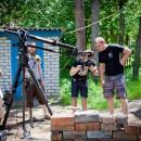 """Съемки серии сериала """"Перемена """" с Дмитрием Коляденко-2"""